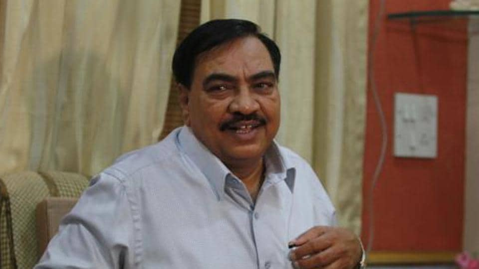 Mumbai news,Illegal land deal,Eknath Khadse