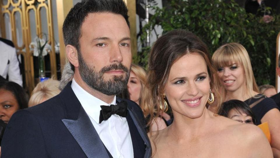 Affleck and Garner got married in 2005 and have three children.