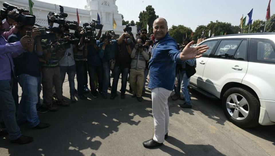 Delhi budget,Delhi budget Live,AAP