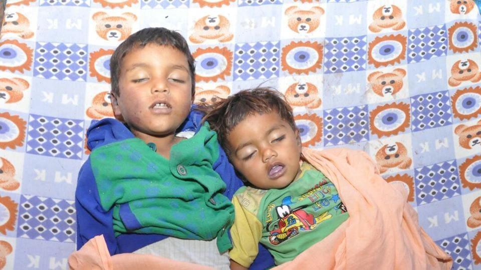 Ranjodh Singh and Inamika, the victims.