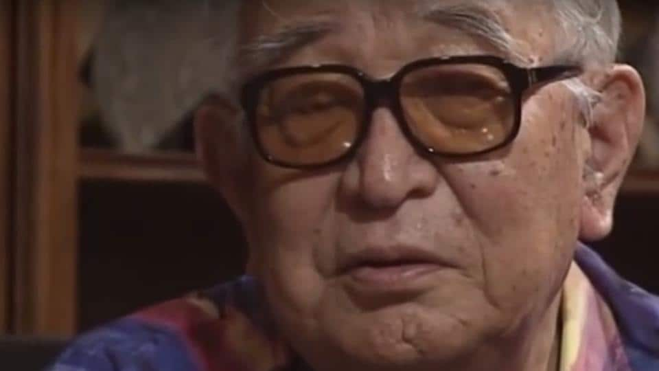Akira Kurosawa is best remembered for his works like Seven Samurai and Rashomon.
