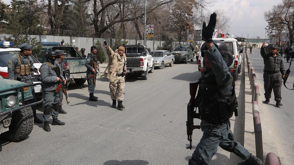 Explosion,Gunfire,Kabul