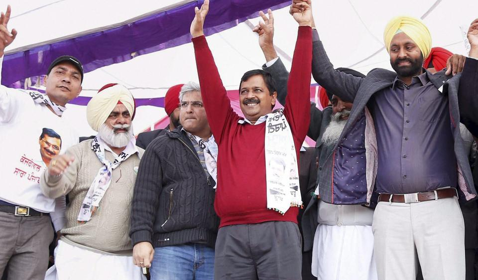 Punjab election,Arvind Kejriwal,Khalistan