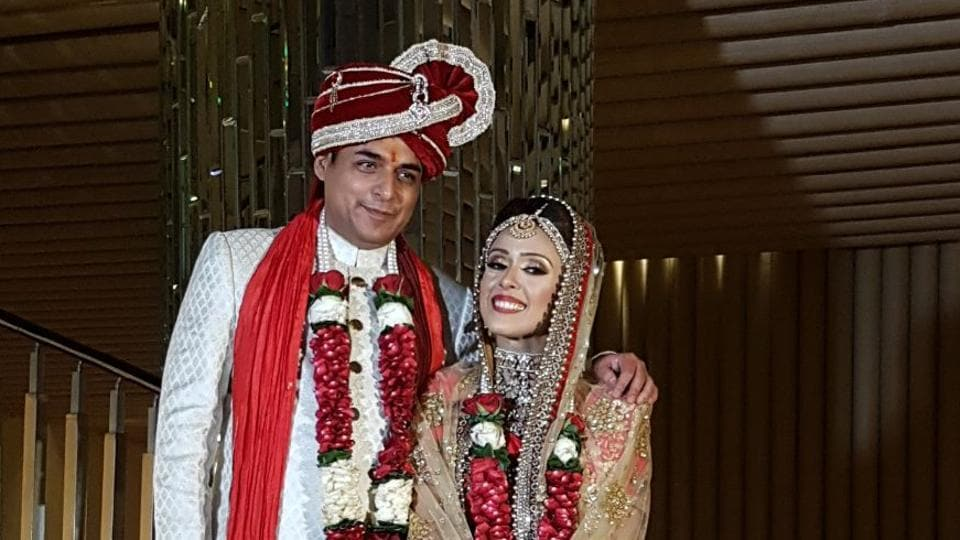 Hrishita Bhatt is now a married woman. Her husband is a UN diplomat who lives in Delhi.