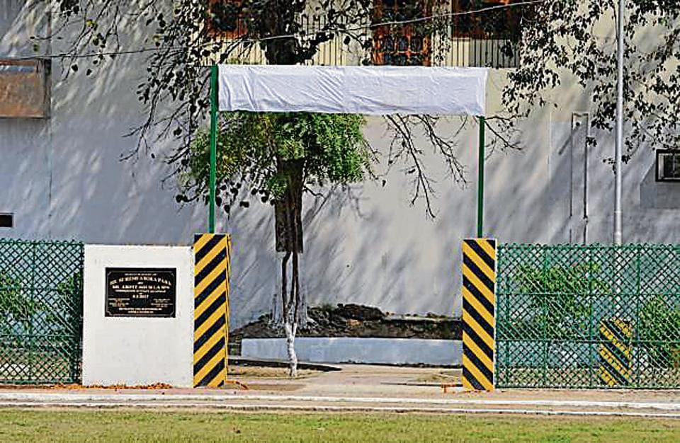 Suresh Arora,Arpit Shukla,Punjab DGP
