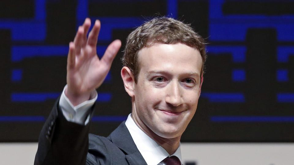 Zuckerberg founded Facebook in 2004 in his Harvard dormitory and had then dropped out to focus full-time on building the social media company