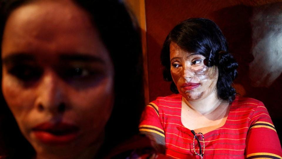 Acid attacks are still rampant in Bangladesh, with 44 incidents being reported in the country in 2016. (Mohammad Ponir Hossain / REUTERS)