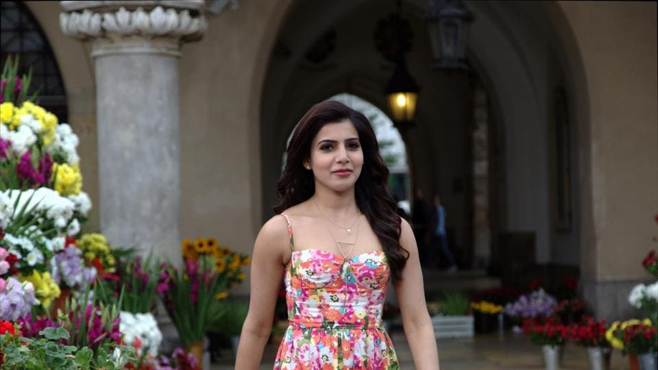 Samantha Ruth Prabhu is a big star having worked with all leading heroes in Tamil and Telugu films.