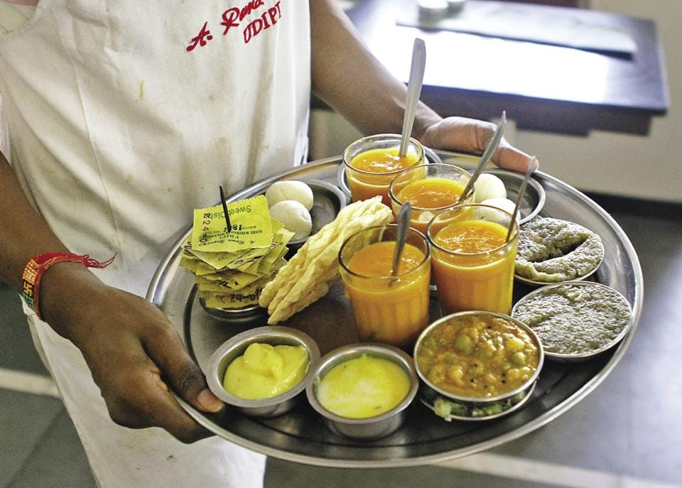 Udupi restaurants sprung up in Mumbai in the late '50s and early '60s.