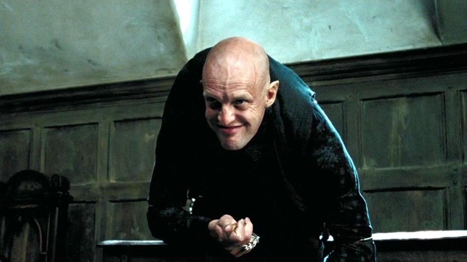 Jim Tavare played Tom the Innkeeper in Harry Potter and the Prisoner of Azkaban.