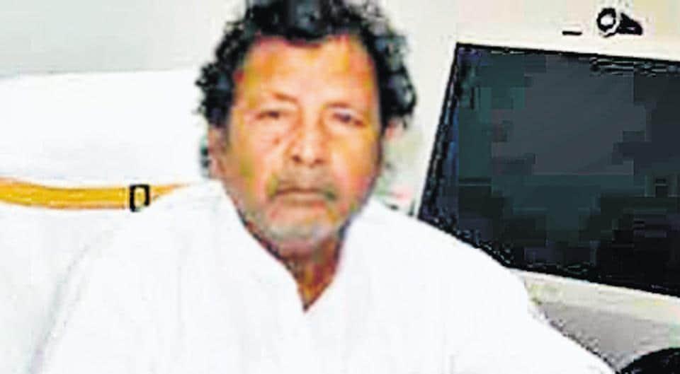 Controversy's child:Bihar excise minister Abdul Jalil Mastan.