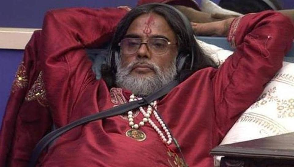 Bigg Boss,Swami Om,Salman Khan