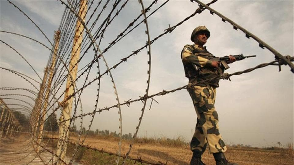 Cross-border firing was witnessed on Thursday along the Line of Control (LoC) in Poonch district of Jammu and Kashmir.