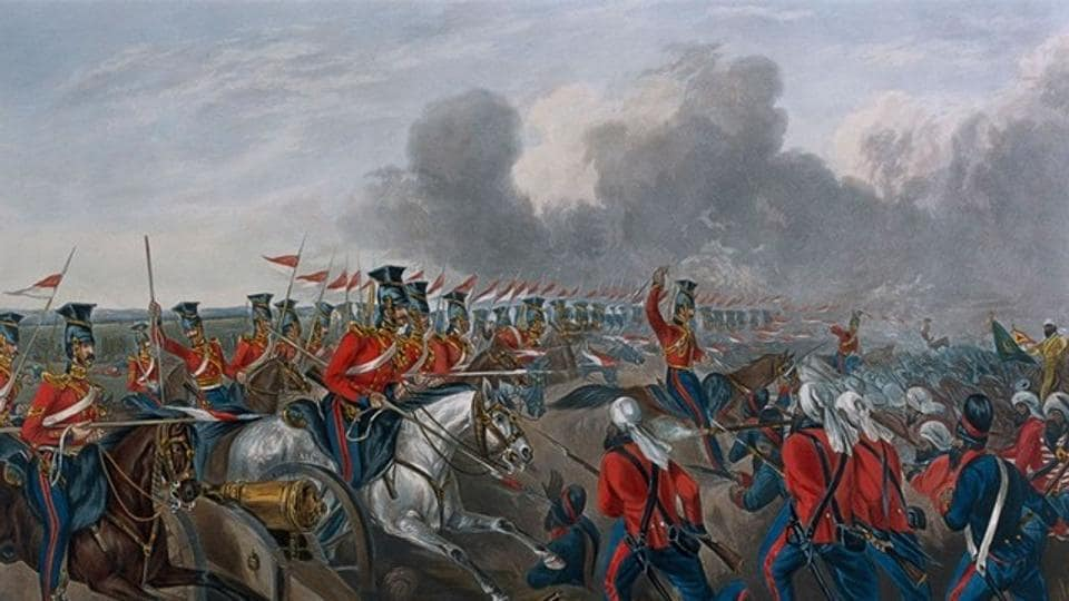 Piara Singh Clair,Sikh Museum Initiative,Second Anglo-Sikh War