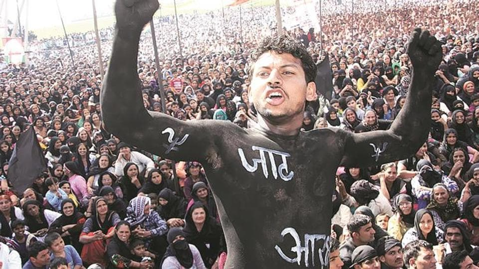 Jat reservation agitators have given a call to celebrate a black Holi this year, as their demands for reservation have not been met.