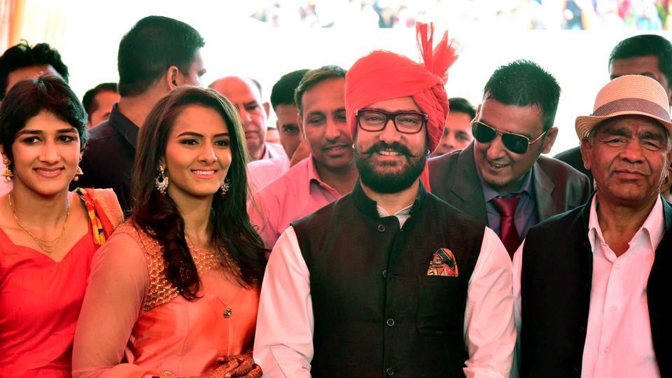 Aamir Khan,Phogat,Dangal