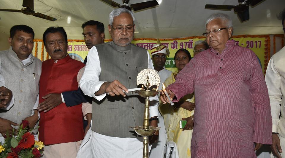 Lalu Prasad,Nitish Kumar,Grand alliance