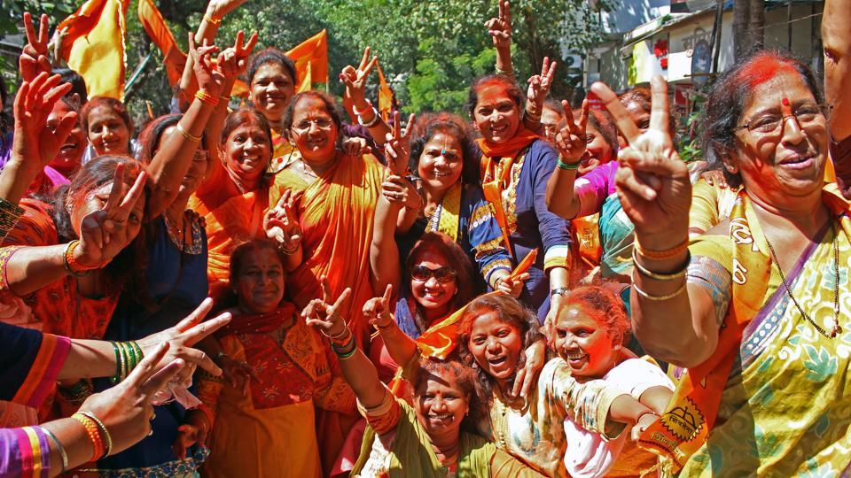 The Shiv Sena's women corporators were nearly 59% of the party's strength in the previous House; they now form barely 33%. Nearly half of the BJP's corporators – 16 of 31 – in the previous House were women, only 22% of the party's corporators now are women