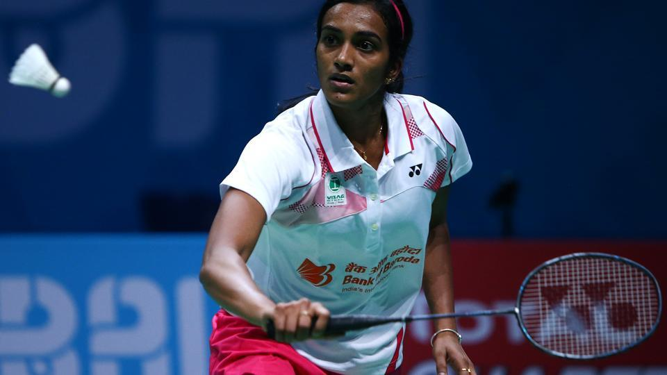 India's PV Sindhu defeated Indonesia's Dinar Dyah Ayustine 21-12, 21-4 to advance to the quarter-final of the All England Open badminton championship. Relive highlights of PV Sindhu vs Dinar Dyah Ayustine here.
