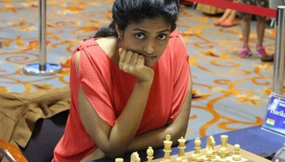 Indian Women's Grandmaster Harika Dronavalli secured her third bronze medal in the recently concluded Women's World Chess Championship in Tehran in February.