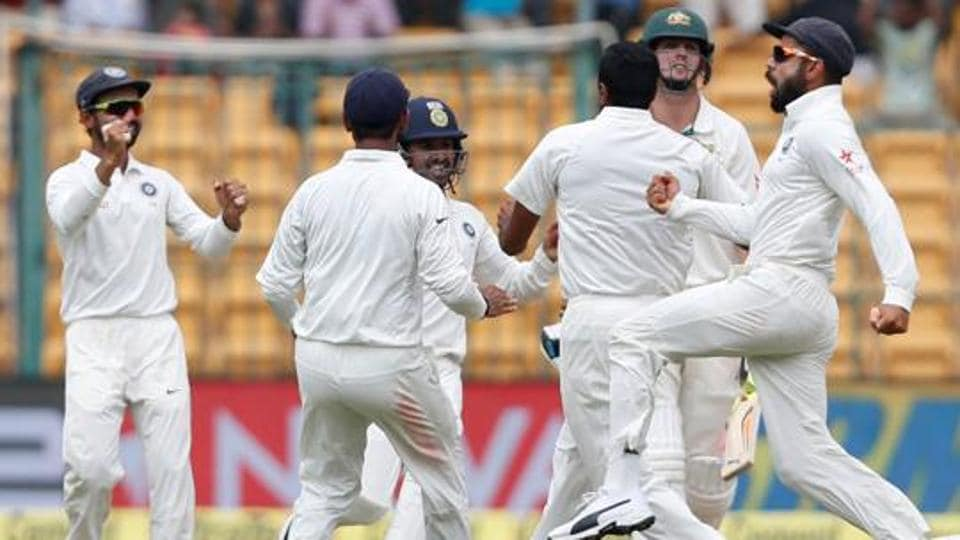 Hardik Pandya is the only omission from the India squad for the remaining two Tests against Australia which will be held in Ranchi and Dharamsala.