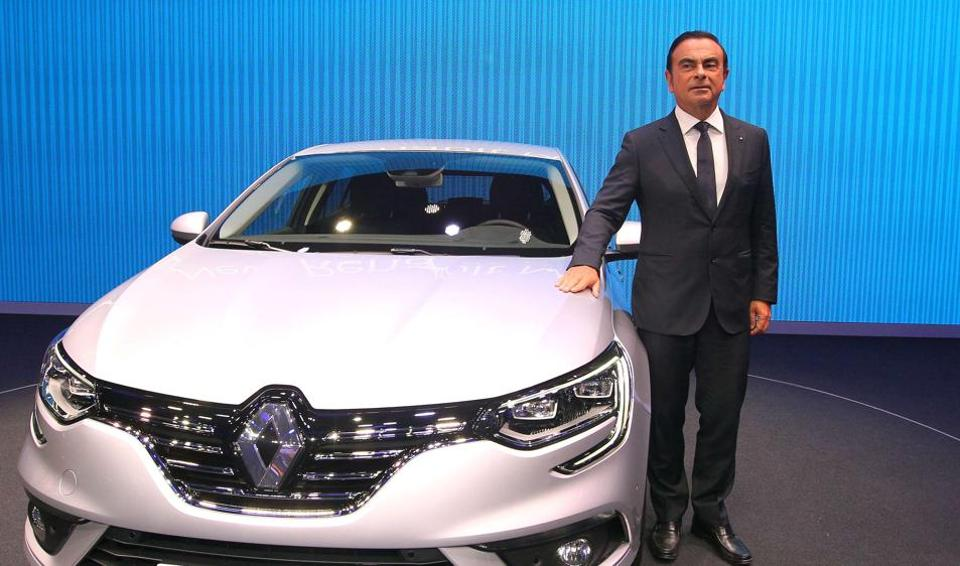 Carlos Ghosn,Geneva Motor Show,Renault India
