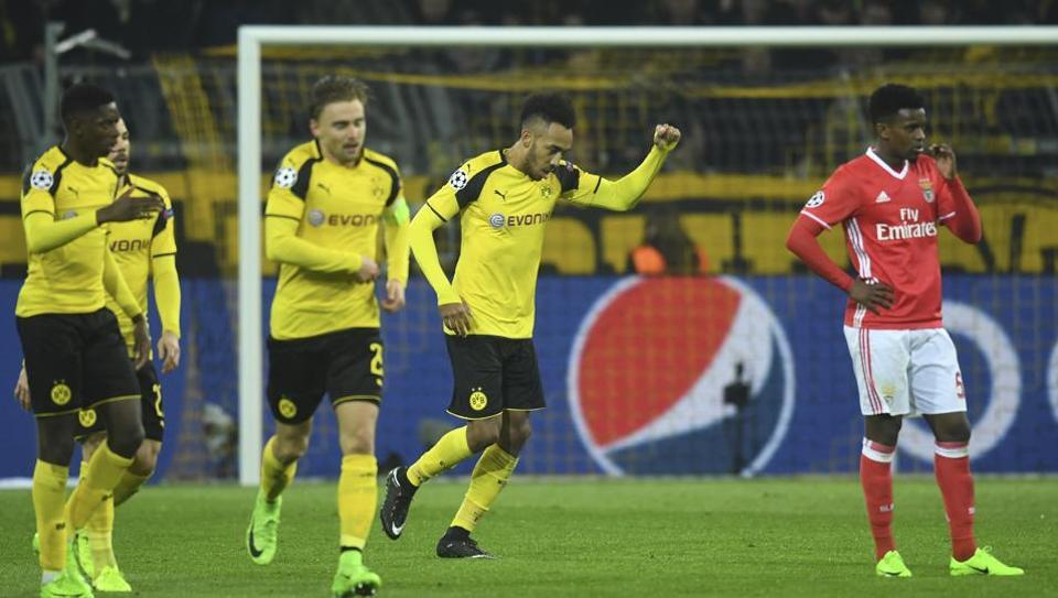 Borussia Dortmund,Benfica,UEFA Champions League
