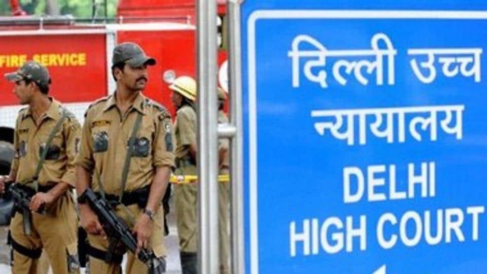 Delhi police,High alert in Delhi,Election results