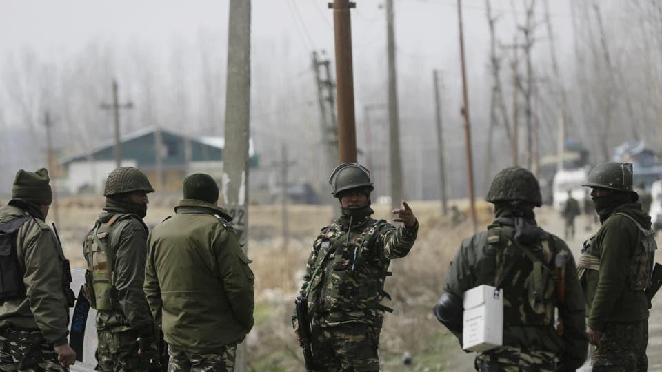 Indian Army,Militancy in J-K,Pulwama encounter