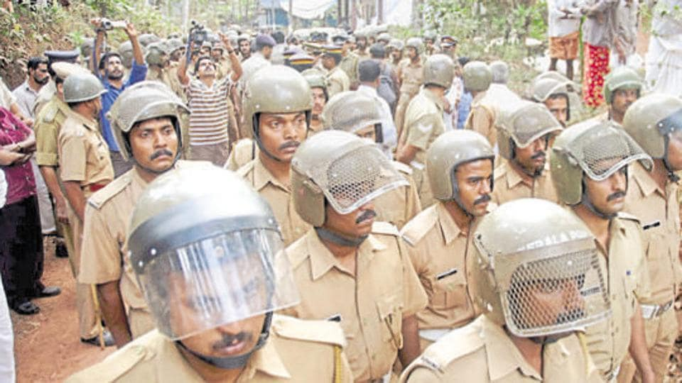 Kannur is a hotbed of clashes between BJPand CPI(M)workers in Kerala.