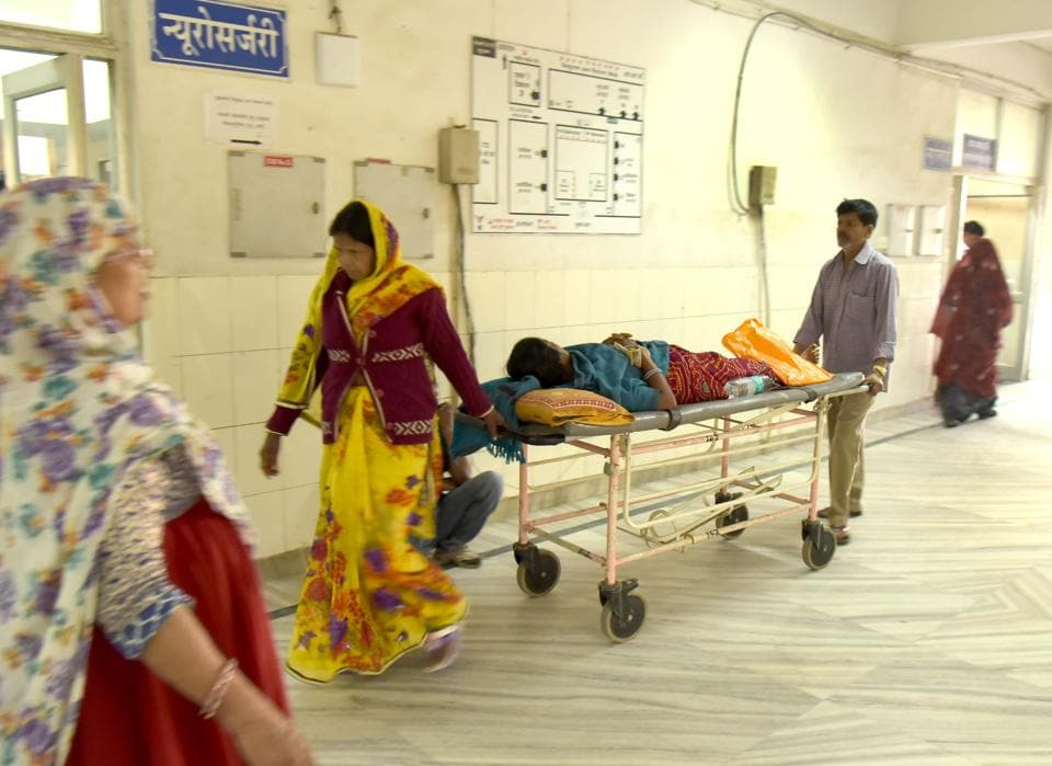 The recommended grading of clinical establishments and active promotion and adoption of standard treatment guidelines can also help improve the quality of healthcare delivery in India