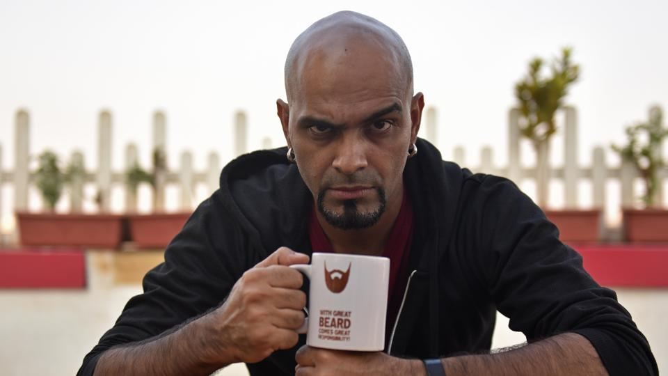 Raghu Ram at his Andheri office