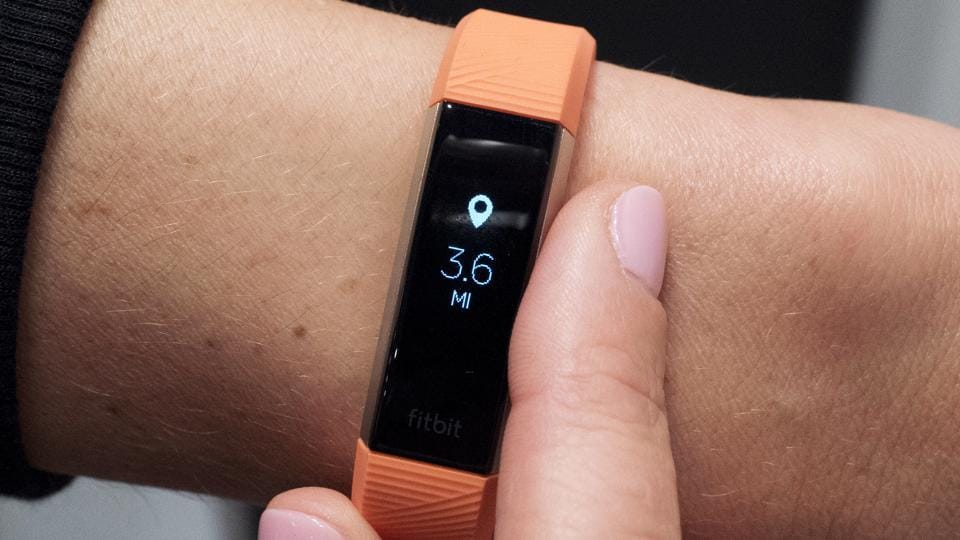 Fitbit's new Alta HR device. The company known for encouraging people to walk 10,000 steps each day, now wants to better track their sleep as well.
