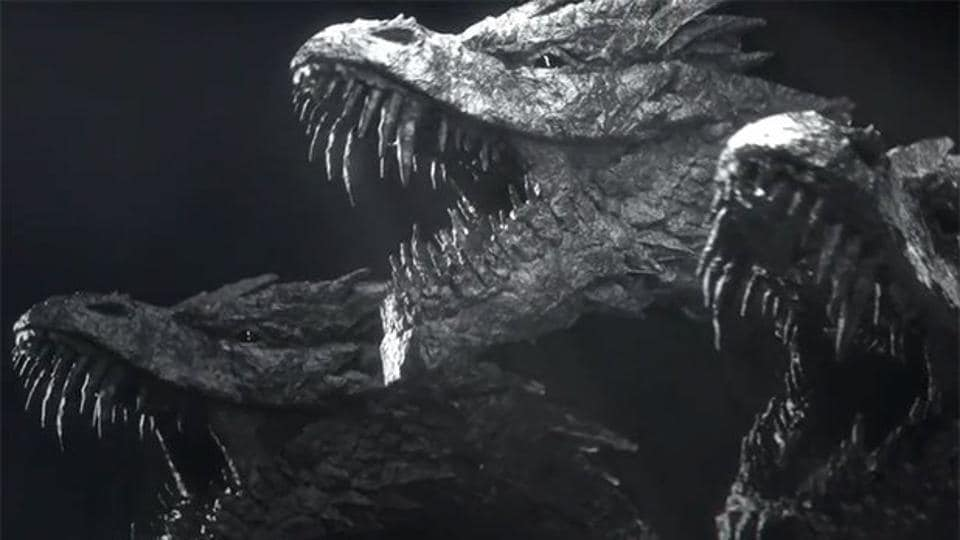 The new teaser features all the sigils of the all the Westerosi houses getting crushed.