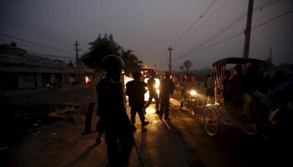 Nepal violence