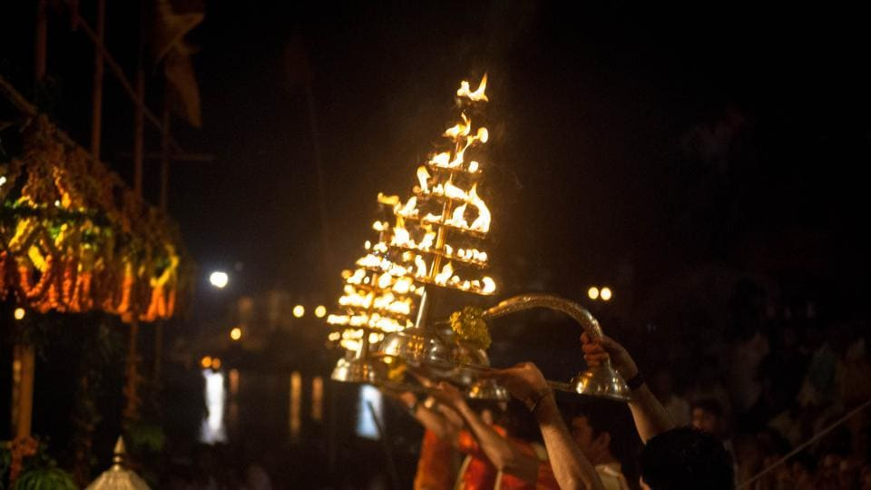 The highlight of this festival will be a lamp-lit show of spiritualism inspired by the elaborate 'Ganga Aarti' on the ghats of Varanasi.