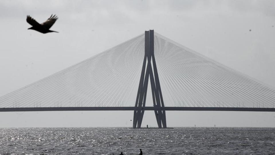 The Bandra-Worli Sea Link will be in the backdrop of this restaurant.