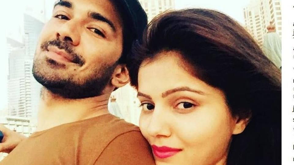 Rubina Dilaik,Abhinav Shukla,Television Couple