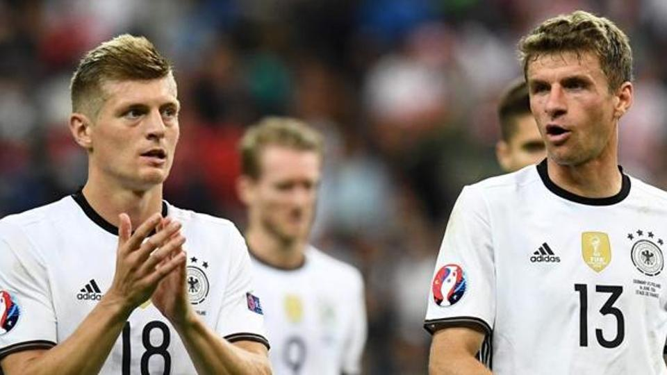 Germany to play friendlies against Spain, Brazil ahead of the 2018 FIFA World Cup.