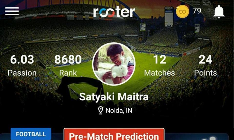 Rooter app