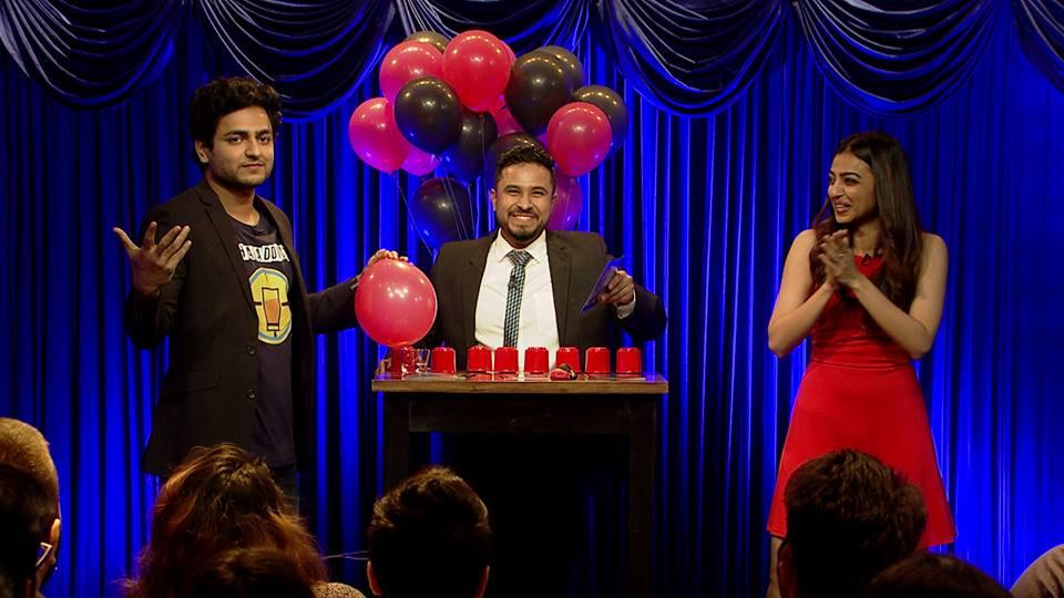 Kenny Sebastian and Radhika Apte on Son of Abish (Watch)