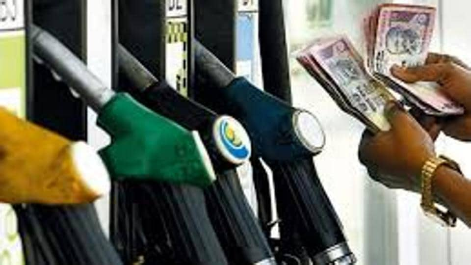 The government is not considering any reduction of taxes on petrol and diesel, Parliament was informed on Friday