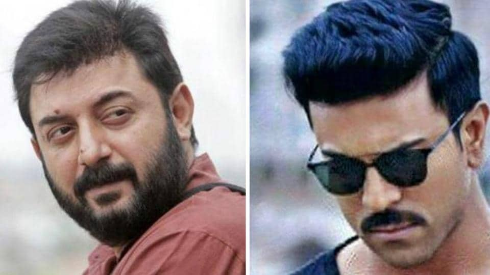 Arvind Swami and RamCharan last outing,2016's Telugu film Dhruva, was a big hit.