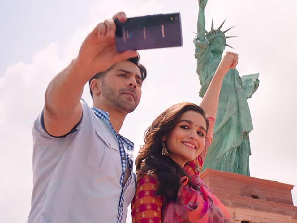 It falters in places, gets a bit preachy, but all in all, the Varun Dhawan-Alia Bhatt starrer is clever and commendable.