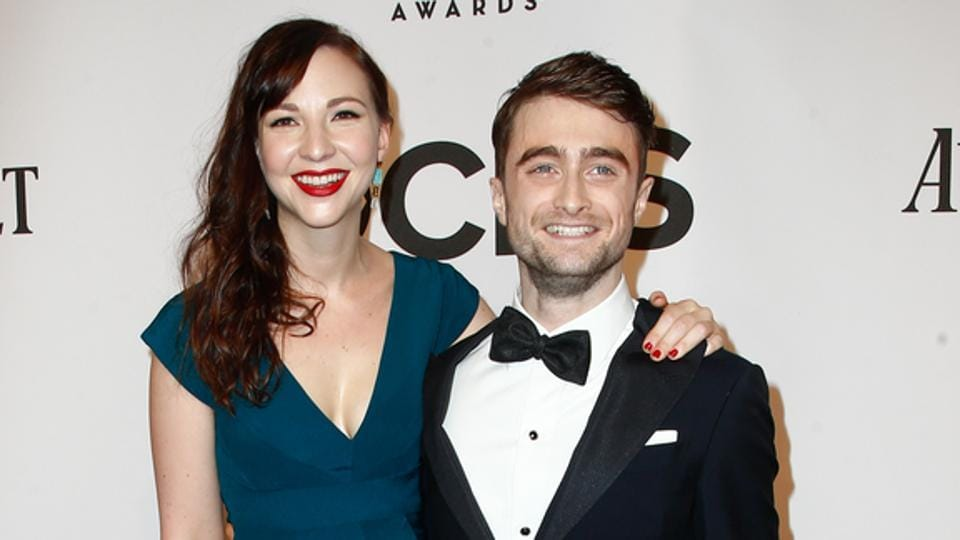 Daniel Radcliffe and Erin Darke have been together for four years.