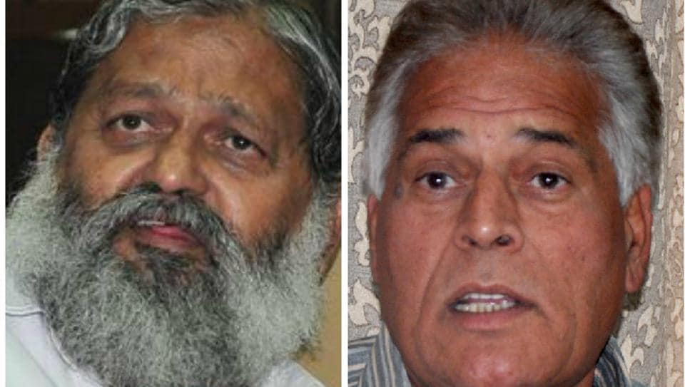The Congress accused the state government of favouring Ramdev by handing over thousands of acres of land in Panchkula.