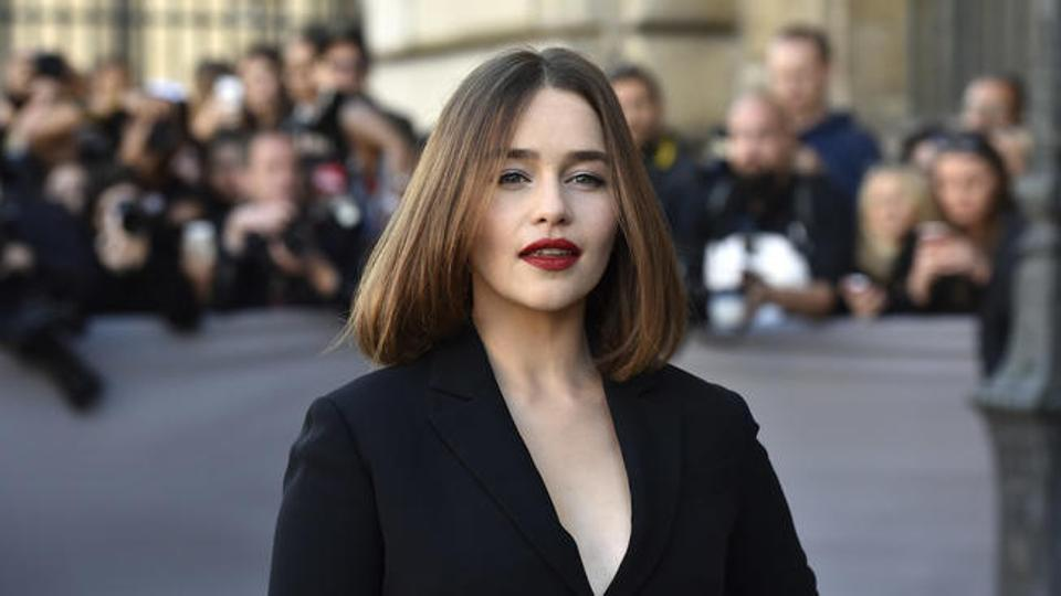 British actor Emilia Clarke has said that she doesn't feel the need to justify herself.