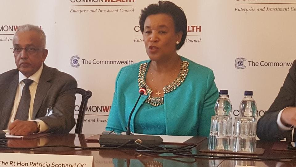 Commonwealth,Commonwealth Enterprise and Investment Council,Brexit