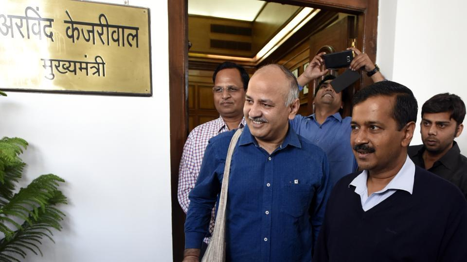 The Delhi chief minister dared the central auditor to come up with rules that bar the state government from