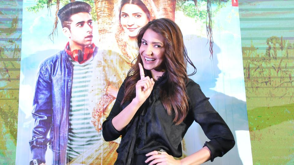 She was there to promote her upcoming film Phillauri. (Mujeeb Faruqui/HT Photo)